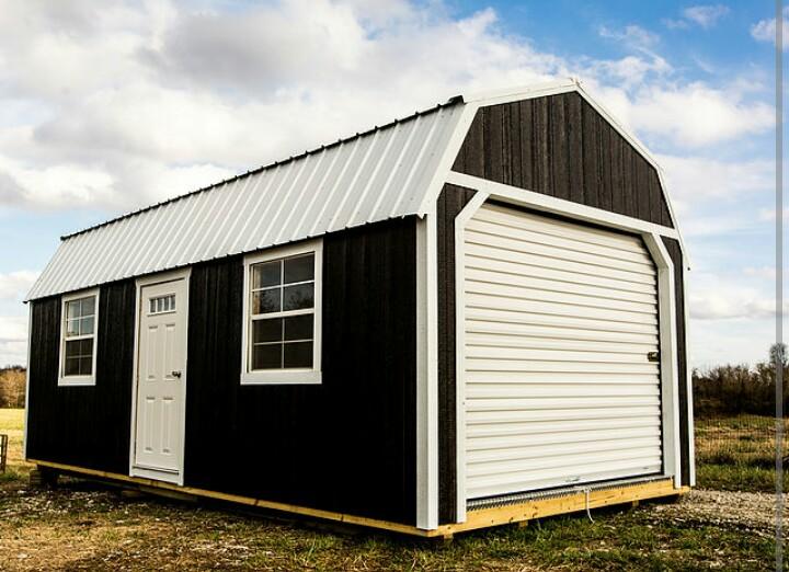 Garages Upscale Portable Buildings